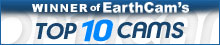 Earthcam Top Ten Webcams